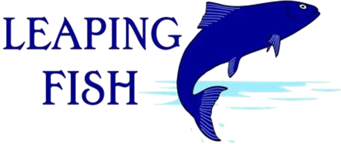 Leaping Fish logo